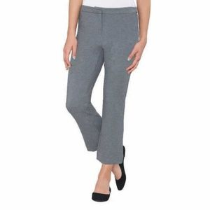 NWT Max & Mia Women's Capri Dress Pant